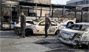 Ethnic Clash in China